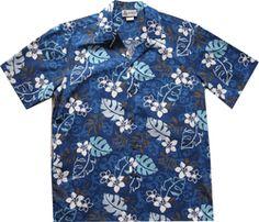 Island Creation Men's Hawaiian Shirt