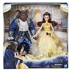 UP FOR SALE, FROM THE UPCOMING 2017 DISNEY MOVIE BEAUTY AND THE BEAST, IS THE GRAND ROMANCE DOLL SET FEATURING BELLE AND BEAST. DOLLS ARE NEW IN BOX. HOT NEW ITEM, ORDER BEFORE ITS SOLD OUT! NO CANCELATIONS ONCE ORDER IS PLACED.   eBay!