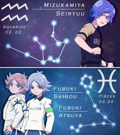 Read zodiac inazuma from the story ❤Galery Inazuma Eleven Ares /Outer Code/Orion❤ by (『ℒℐℒℐ』) with 574 reads. Pisces, Aquarius, Eleven 11, Wattpad, Inazuma Eleven Go, Boy Art, All Anime, Manga, The Book