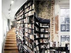 Librairie American Book Center, #Amsterdam, Pays-Bas, #Netherlands