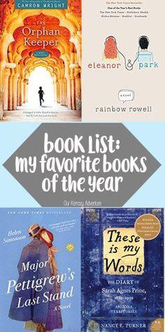 Books Read in 2017 - Our Kerrazy AdventureBloglovinEmailFacebookInstagramPinterestTwitter