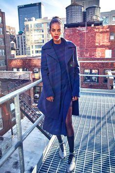 Organic by John Patrick Fall 2016 Ready-to-Wear Fashion Show