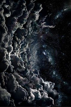 The visible space is big, complex and can be incredibly beautiful.The sky (or celestial dome) is everything that lies a certain distance above the surface of the Earth, including the atmosphere and outer space.