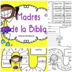 Madres de la Biblia                                                                                                                                                      Más