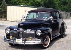 1947 Mercury V8 Deluxe Convertible