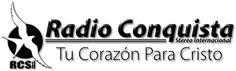 Radio Conquista Stereo Internacional - website header - Vectorial - made whit Inkscape