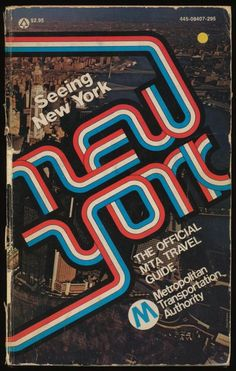 Like the retro flair of this NYC metro guide via @MurrMarie