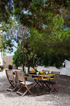 Rustic mediteranean în Formentera, Spania