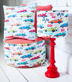 Our lamps for Boys. www.lampsandco.pl