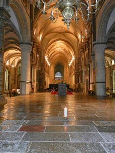 Thomas Becket shrine, Canterbury Cathedral, Kent, UK by davemj312. On this day 21st December, 1118 Thomas Becket, Lord Chancellor of England, Archbishop of Canterbury and martyr was born in Cheapside, London