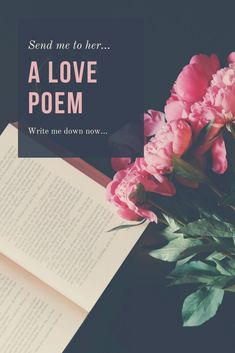 A beautiful small love poem plus a great recipe to enjoy.