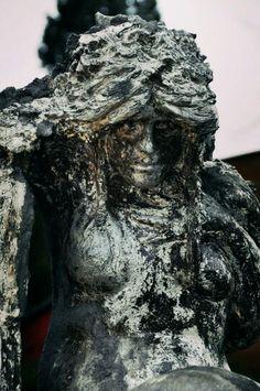 """Detail """"MEMORIES DE FUTURUM"""" #sculpture #czech #portrait Sculptures, Memories, Statue, Portrait, Detail, Artwork, Memoirs, Souvenirs, Work Of Art"""