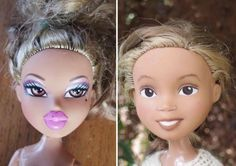 Une maman a décidé de libérer les poupées de l'hypersexualisation auxquelles elles sont soumises !