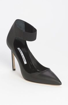 Manolo Blahnik 'Ensati' Pump available at #Nordstrom