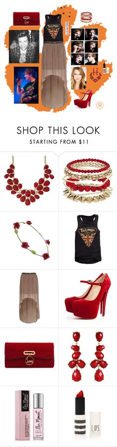 """""""Ed Sheeran's Concert With Harry...........(Whoever tells me first, from what fanfic is she... I will do a set for you.... :D)"""" by mary-5so1ds ❤ liked on Polyvore featuring Dorothy Perkins, Miss Selfridge, Lucky Brand, River Island, Christian Louboutin, Amrita Singh and Topshop"""
