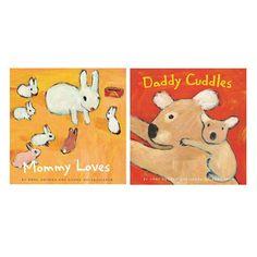 Mommy & Daddy Board Book Bundle $16.99