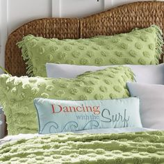 King Wedding Ring Tufted Chenille Bedspread Things I like