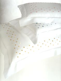 Viareggio Fine Embroidered Bedding