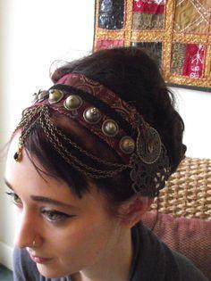 temple dancer headdress
