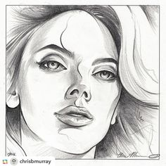 Sketches by Chris Murray @chrisbmurray #WeLoveThis ======> @chrisbmurray:Scarjo sketch   #scarjo #scarlettjohansson #sketch #drawing #WarmUp #illustration #InstaArt #chisbmurray #artcollector  #art #drawing #sketchbook #painting #pencil #artwork #artcollective #artnerd #art #instart #instartist #artstag #artsgram #fineart #daily_art #artsanity #artmagazine #instaart