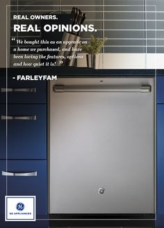 """""""We bought this as an upgrade on a home we purchased, and have been loving the features, options and how quiet it is!"""" - FarleyFam"""