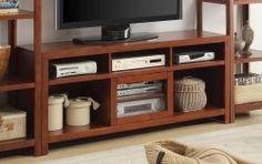 720131 TV Console - Cinnamon