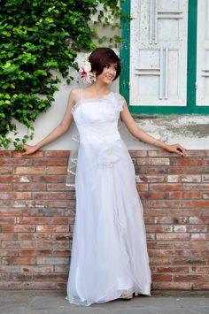 White Bridal by SISFIKA