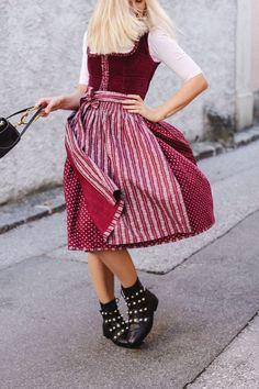 Red Velvet Dirndl by tifmys Chloe, Red Velvet, Midi Skirt, Mango, Zara, Boots, Skirts, Fashion Blogs, Inspiration