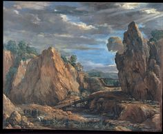 Resultado de imagen para minas del vaticano en Monti della Tolfa