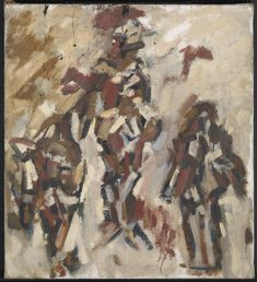 Artist Gustav Metzger born 1926 Title Homage to the Starving Poet Date 1951 Medium Oil paint on canvas Dimensions Support: 974 x 884 mm Collection Lent from a private collection 2015 On long term loan Gustav Metzger 'Homage to the Starving Poet', 1951 © Gustav Metzger