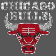 A personal favorite from my Etsy shop https://www.etsy.com/listing/478835084/chicago-bulls-glitter-rhinestone-iron-on
