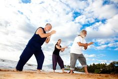 6 articles to learn tai chi - Tai chi is a miracle health exercise with applications as a powerful martial art and effective form of moving meditation. #taichi #qigong #martialarts