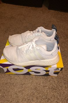 6180768a782 Adidas NMDs CUTE COMFY SHOES :) Match with everything! In good used  condition!