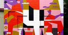 Walnut Hills Mural