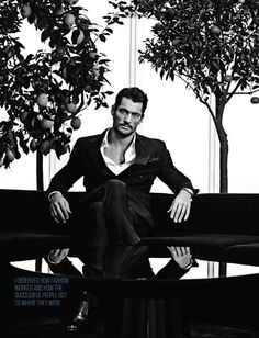 David Gandy for August Man (May ~ David James Gandy David Gandy Style, David James Gandy, Dapper Suits, Dolce E Gabbana, Male Magazine, Dream Guy, Perfect Man, Stylish Men, Gorgeous Men
