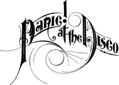 Alternative Band Logos | ... number three is from an alternative band called Panic! At the Disco