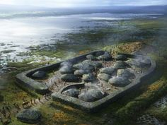 Ness of Brodgar - Discovered little more than a decade ago, this mysterious temple complex is now believed to be the epicenter of what was once a vast ritualistic landscape. The site's extraordinary planning, craftsmanship, and thousand-year history are helping rewrite our entire understanding of Neolithic Britain - http://ngm.nationalgeographic.com/2014/08/neolithic-orkney/brodgar-graphic