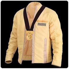 Star Wars Luke Skywalker Ceremonial Jacket w/ Medal of Yavin - Museum Replicas - Star Wars - Jackets at Entertainment Earth
