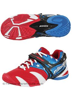 $124.95 Limited edition Babolat Propulse 3 Stars & Stripes Men's Shoes