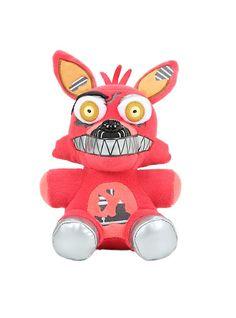 Funko Five Nights At Freddy's Nightmare Foxy Plush,