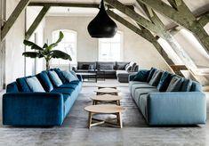 Bank Livio van Passe Partout #couch