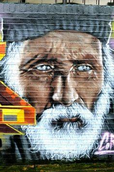 Street art london shoreditch - nov 2014