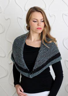 Modèle de chauffe épaule au tricot rapide et facile   divers d56aabe51a6