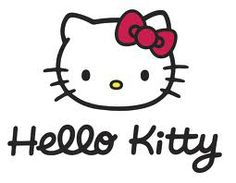 hello Kitty logo - One of the best, simple designs ever!