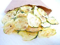 Delicious blog: Cuketové chipsy