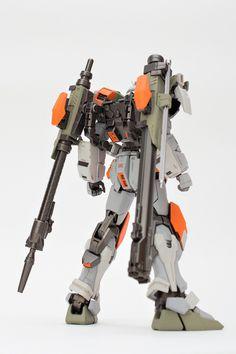 MG 1/100 GAT-X103 Buster Gundam: Latest Work . Modeled by [08Team]Kenshin.