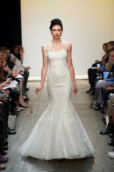Ines Di Santo Marghera wedding dress