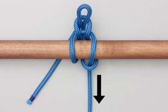 Tumble Hitch | How to tie the Tumble Hitch | Various Knots