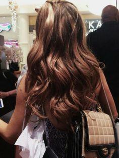 Ariana grande hair.