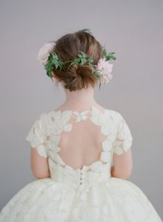 10 Fabulous Flower Girl Dresses - Elizabeth Anne Designs: The Wedding Blog